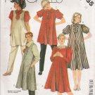 Maternity Dress Blouse Jumper Top Pants Sewing Pattern Size 18 McCall's 2055 UNCUT