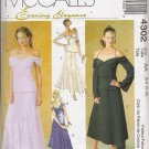 Misses' Tops & Skirts Sewing Pattern Size 6-12 McCall's 4302 UNCUT