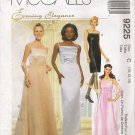 Misses' Dress & Scarf Sewing Pattern Size 10-14 McCall's 9225 UNCUT