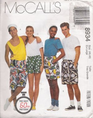 male pattern boldness: MPB Men's Boxers Sew-Along!