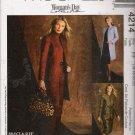 Misses' Jacket Pants Skirt Sewing Pattern Size 16-22 McCall's 4214 UNCUT