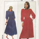 Vintage Sewing Pattern Misses' Semi-Fitted Dress Size 6-10 Simplicity 8171 UNCUT