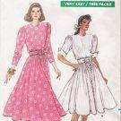Misses' Dress Sewing Pattern Size 8-12 Butterick 5987 UNCUT