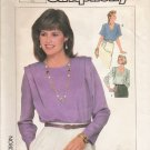 Misses' Blouse Sewing Pattern Size 14 Simplicity 7765 UNCUT