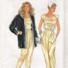 Misses' Jacket Top Pants Sewing Pattern Size 8-20 Simplicity 7691 UNCUT