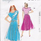 Misses' Dress Sewing Pattern Size XS-XL Kwik Sew 1848 UNCUT