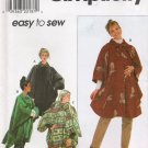 Misses' Cape Sewing Pattern One Size Simplicity 8403 UNCUT