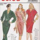 Misses' Dress Sewing Pattern Size 12-22 Burda 4116 UNCUT