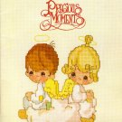 Precious Moments PM-1 Cross Stitch Pattern Book by Gloria & Pat