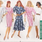 Misses' Dress Sewing Pattern Size XS-XL Butterick 6487 UNCUT