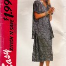 Misses' Shirt & Skirt Sewing Pattern Size 10-16 McCall's 6486 UNCUT