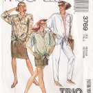Maternity Shirt Skirt Pants Shorts Sewing Pattern Size 14-16 McCall's 3769 UNCUT
