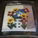Pansy Doorstop Plastic Canvas Kit by Bucilla