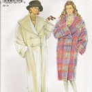 Misses' Coat Sewing Pattern Size S-XL Simplicity New Look 6114 UNCUT