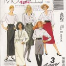 Misses' Skirts Sewing Pattern Size 12-16 McCall's 4521 UNCUT