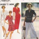 Misses' Slim Skirt Split Skirt Jacket Sewing Pattern Size 12-16 Simplicity 8226 UNCUT