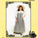 Women's Prairie Jumper Size XS-L Prairie Clothing Co. UNCUT
