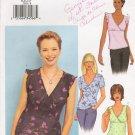 Misses' Top Sewing Pattern Size 6-10 Butterick 3385 UNCUT