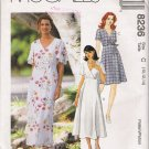 Misses' Dress Sewing Pattern Size 10-14 McCall's 8236 UNCUT