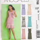 Misses' Laura Ashley Dress Sewing Pattern Size 8-14 McCall's 4768 UNCUT