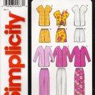Misses' Pants Shorts Top Sewing Pattern Size XS-XL Simplicity 7151 UNCUT