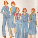 Vintage Sewing Pattern Misses' Jacket Vest Skirt Pants Size 14 Butterick 4660 UNCUT