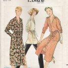 Vintage Sewing Pattern Misses' Dress Tunic Belt Pants Size 16 Butterick 6481 UNCUT