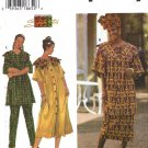Misses' Dress Top Skirt Pants Sewing Pattern Size XS-M Simplicity 7052 UNCUT