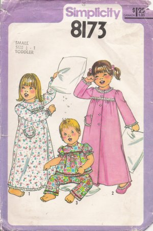 Kitty Cat Pajama Bag Vintage Sewing Pattern