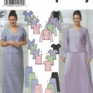 Women's Evening Tops & Skirts Sewing Pattern Size 18-24 Simplicity 9717 UNCUT