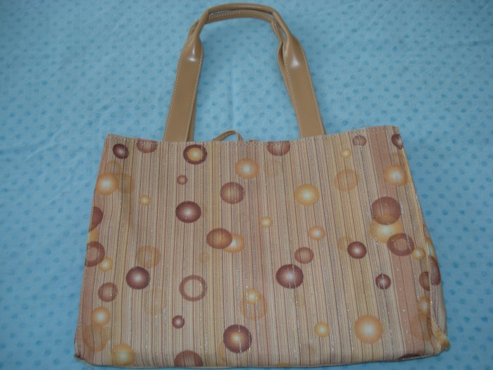 Women's Girls Reversible Tote Handbag New