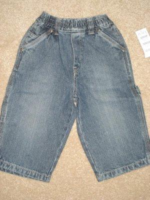 Infant Baby Boy Clothes The Children's Place Dark Blue Denim Jeans Pants 6-9 Months New
