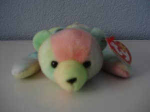Ty Beanie Babies Collector Or Toy Sammy Bear Mint Condition