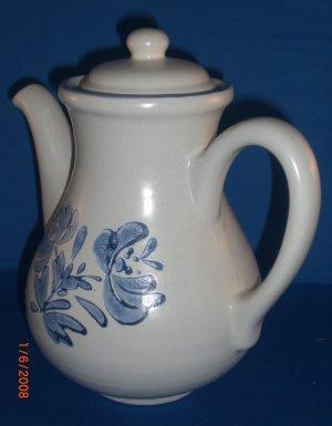 Pfaltzgraff Yorktowne Teapot
