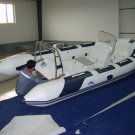 RIB 5.20m with CE approval