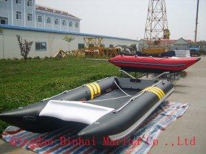 fast-speed catamaran boat