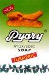 Pyary Ayurvedic Turmeric Soap