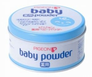 Pigeon Medicated Baby Powder (MYR22.00)