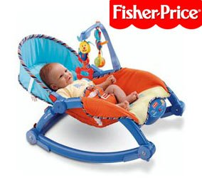 FP Newborn To Toddler Rocker (K5502)