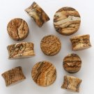 PICASSO JASPER STONE SADDLE PLUGS