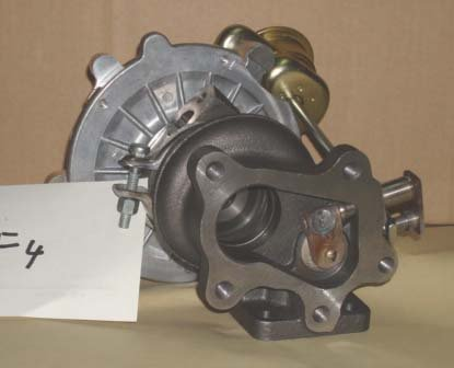 Turbocharger RHF4 Isuzu