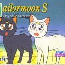 SAILOR MOON  -LUNA & ARTEMIS (CAT)- PP 9 CARD #462