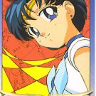 SAILOR MOON -MERCURY CLOSEUP SIDE- GRAFFITI 7 CARD #279