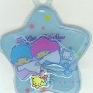 SANRIO LITTLE TWIN STARS 2 IN 1 FULL BLUE STAR SHAPE #27