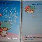 SANRIO LITTLE TWIN STARS MEMO CARD # 32