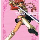 CLAMP MAGIC KNIGHT RAYEARTH LAMI CARD #BR-191