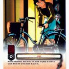Kagome's Bicycle    CARD #239  INUYASHA TCG TETSUSAIGA  RARE PRISM FOIL CARD  GAME