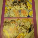 FUSHIGI YUGI ANIME MANGA RARE 2 IN 1 LETTER NOTEBOOK  & POSTCARD SET