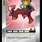 MEGAMAN GAME CARD MEGA MAN 4U42 MAGBOLT3