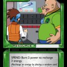 MEGAMAN GAME CARD MEGA MAN 1C62 Recharge and Try Again